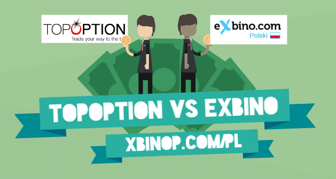 topoption vs exbino