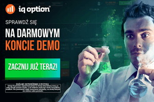 IQ Option Banner