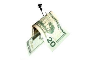 money baiting