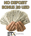 20USD Bonus