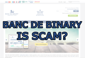 is banc de binary a scam. Black Bedroom Furniture Sets. Home Design Ideas