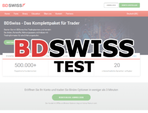 Bd Swiss Test