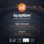 IQOption mobile app