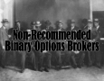 Newly published list of non-recommended brokers