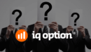 Three types of accounts offered by IQ Option.